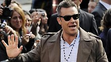 David Garrett bekommt Preis: Robbie Williams wird Bambi-Gastgeber