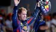 Bei Ferrari zur Legende?: Vettel wandelt auf Schumachers Spuren