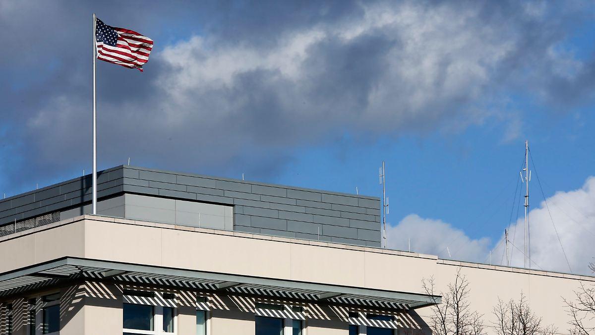 US-Geheimdienst lauscht von Botschaft aus