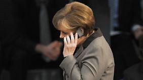 US-Lauschangriff auf Merkels Handy: Ruf nach Konsequenzen wird lauter
