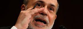 Die Börsenrally kann weitergehen: Fed sieht's weiter locker