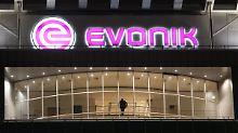 Evonik hatte angekündigt, durch weitere Zukäufe wachsen zu wollen.