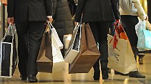 Sorge um Brexit und Terrorgefahr: Konsumklima trübt sich etwas ein