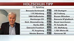 """Holzschuh tippt den Spieltag: """"Hannover auswärts ganz schwach"""""""