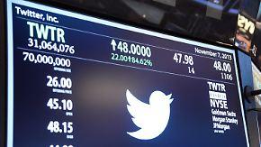 Wie kann der Konzern Geld verdienen?: In Sachen Gewinn hinkt Twitter hinterher