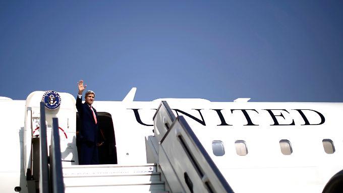 Im Atomstreit zeichnet sich eine Annäherung ab: Während der Iran anbietet, sein Atomprogramm zurückzufahren, deuten die USA eine Lockerung der Sanktionen an.