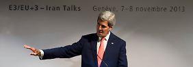 Kerry sagt, man sei sich näher gekommen. Gleichzeitig warnt er Teheran vor weiteren Verzögerungen.