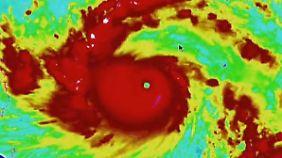 """Wie ein Taifun entsteht: """"Haiyan"""": Ein Monstersturm wie Peitschenschläge"""