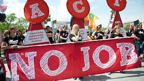 Noch keine Lösung in Sicht: EU mobilisiert gegen hohe Jugendarbeitslosigkeit