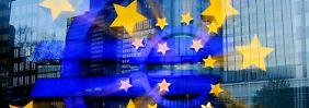 Weitere Zinssenkungen und mehr: EZB-Ökonom denkt laut nach