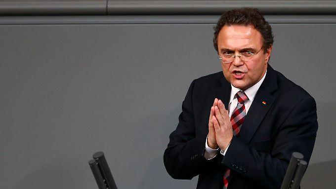 """Innenminister Friedirch: """"Die Verschwiegenheit unserer amerikanischen Partner führt leider zu Verschwörungstheorien."""""""