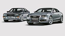 Vom Hosen- zum Hoffnungsträger: Audi - eine Erfolgsgeschichte in vier Ringen