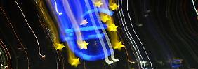 Einlagesatz für geparktes Bankengeld: EZB erwägt erstmals Negativzins