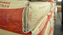 Auch die Zementindustrie könnte ohne Rabattkürzung davonkommen.