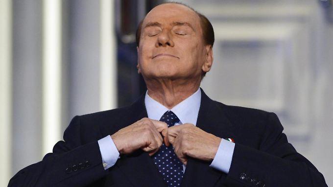 Welches Land für eine mögliche Staatsbürgerschaft auf Berlusconis Wunschliste steht, verrät er nicht.