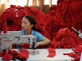 Der Weltwirtschaftsmotor Fernost läuft: Im ersten Quartal ist Chinas Wirtschaft um 11,9 Prozent gewachsen