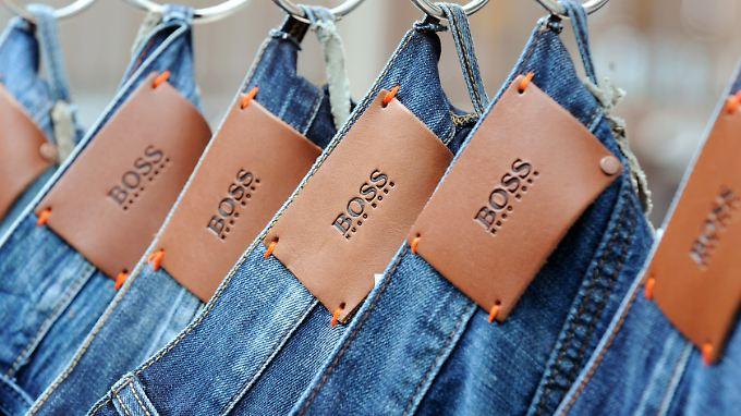 Gewinnziel verschoben: Hugo Boss will es mit eigenen Geschäften versuchen