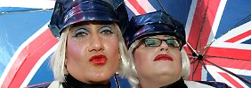 Große Studie zum Sexualverhalten der Briten: Lesben-Liebe nimmt deutlich zu