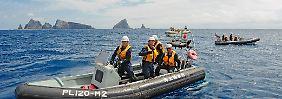 """Inselstreit droht zu eskalieren: """"China hat kein Interesse an einem Krieg"""""""