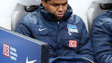 Berlins Trainer Jos Luhukay über Ronny, der in der vergangen Zweitligasaison einer der Aufstiegshelden war, nun aber meist auf der Bank sitzt.