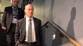 Gerhard Schindler führt heute den BND.