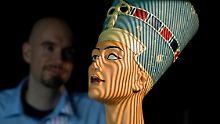 Wenn das Original zerstört wird: Nofretete wird in 3D digitalisiert