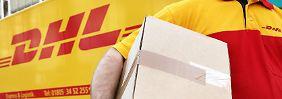Vor allem das Geschäft mit Paketen boomt.