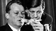 Visionär und Nobelpreisträger: Willy Brandt - die Ikone der SPD