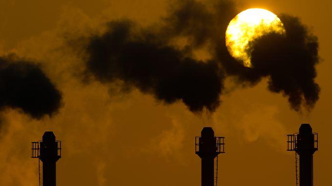 Kommt nicht wie Kohlenstoffdioxid aus Schloten, ist dafür aber rund 7100-fach schädlicher: PFTBA