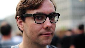 Jacob Appelbaum will in Berlin bleiben.