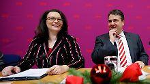 SPD legt Kabinettsliste fest: Die neue Regierung nimmt Konturen an