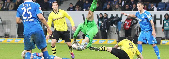 """Der 16. Bundesliga-Spieltag in Wort und Witz: """"Ist das ein Drecksleben"""""""