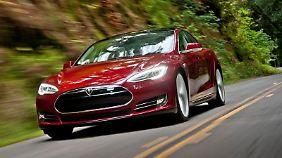 iPhone-Hersteller auf Brautschau: Tesla elektrisiert Apple