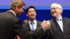 Die Politik und das Superwahljahr 2013: Das sind die größten Gewinner und Verlierer