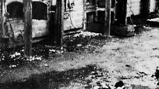 Während es in den Konzentrationslagern noch eine gewisse Überlebenschance gibt, tendiert diese in den Vernichtungslagern gen Null.