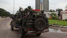 Regierung schlägt Rebellenaufstand nieder: Dutzende Tote bei Kämpfen im Kongo