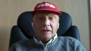 Skiunfall von Michael Schumacher: Niki Lauda ist geschockt