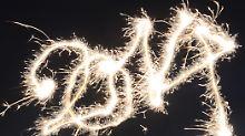 Die ersten Länder der Erde begrüßen bereits das Jahr 2014 - andere müssen noch einige Stunden warten.