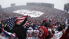Die Winter Classics werden seit 2008 jährlich ausgetragen.