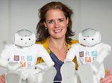 Ganz ohne Fernsteuerung: Roboter sollen selbstständig laufen lernen