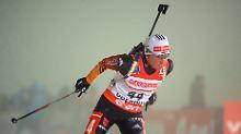 Ernüchterung bei Biathleten in Oberhof: Andrea Henkel verpatzt Auftakt