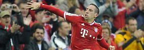 Bayern-Star zum Besten der Hinrunde gewählt: Bundesliga verneigt sich vor Ribéry