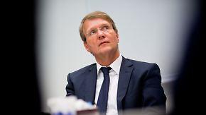 """Pofalla-Wechsel in den DB-Vorstand: Bahn-Aufsichtsrat hat offiziell """"keine Kenntnis"""""""