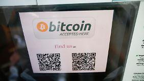 Virtuelle Währung im Höhenrausch: Bitcoins boomen in der realen Welt