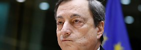 Was macht Draghi?: Niedrige Inflationsrate nährt