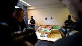 """Riesiger Kokainfund in Aldi-Filialen: Drogen-Schmuggler """"haben gerade großes Problem"""""""