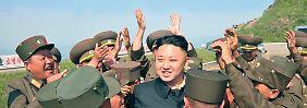 """Nordkoreas bizarrer Diktator: """"Kim Jong Un ist ein Führer zum Anfassen"""""""