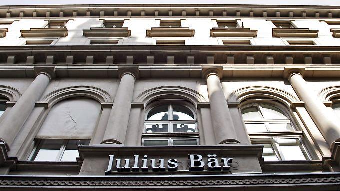 Die Schweizer Bank Julius Bär war offenbar kreativ bei der Steuerhinterziehung.
