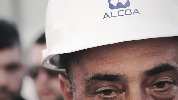 Enttäuschender Start der US-Berichtsaison: US-Alukonzern Alcoa rutscht tief in die roten Zahlen