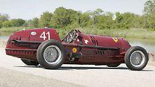 Der Wagen war von Alfa Romeo als Waffe gegen die übermächtigen deutschen Hersteller gebaut worden. Die Technik war damals vom Feinsten: Reihen-Achtzylinder mit Kompressoraufladung tief eingebaut, Einzelradaufhängungen rundum, hydraulische Bremsen.
